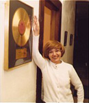 Pearl & Janis' gold record